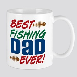 Best Fishing Dad Ever! Mug