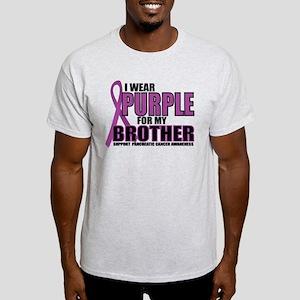 Pancreatic Cancer: Brother Light T-Shirt