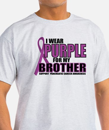 Pancreatic Cancer: Brother T-Shirt