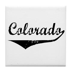 Colorado Tile Coaster