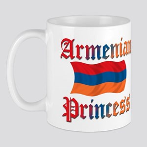 Armenian Princess 2 Mug