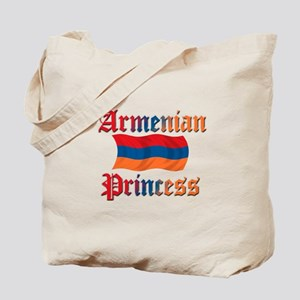 Armenian Princess 2 Tote Bag