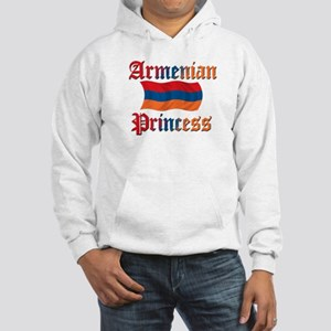 Armenian Princess 2 Hooded Sweatshirt