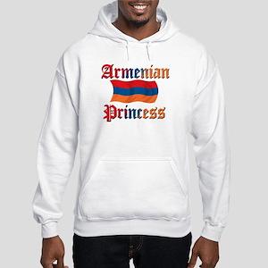 Armenian Princess 2 Hooded Sweatshirt