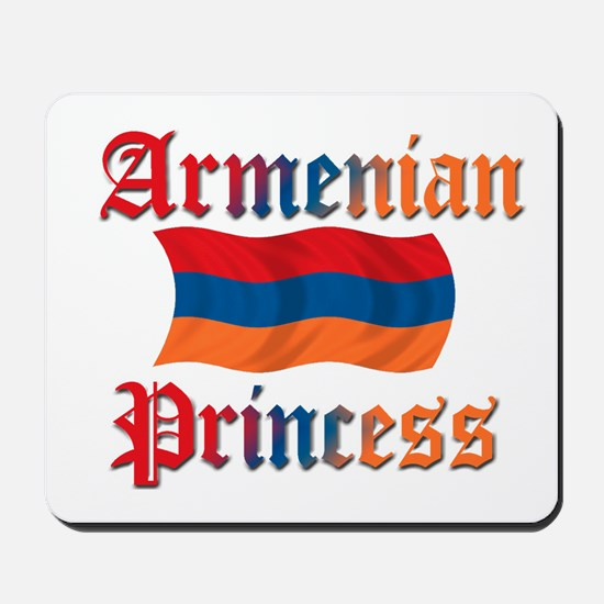 Armenian Princess 2 Mousepad