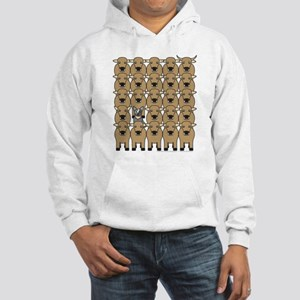 ACD and Cattle Hooded Sweatshirt
