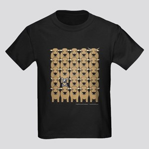 ACD and Cattle Kids Dark T-Shirt