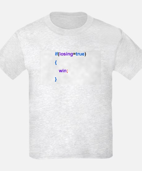 Programmed to Win T-Shirt