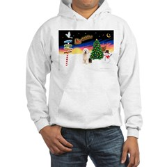 XmasSigns/Old English #3 Hoodie