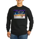 XmasSunrise/Chow (Billy) Long Sleeve Dark T-Shirt