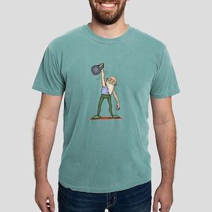 Kettlebell Exercise T-Shirt
