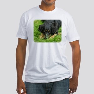 Hovawart 9W009D-064. Fitted T-Shirt