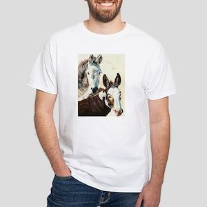 Danny and Joker White T-Shirt