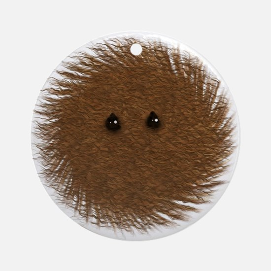 Little Dirtball Ornament (Round)