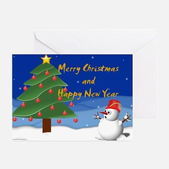 Happynewyear Greeting Cards (Pk of 10)