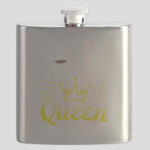 Coffee Lover Coffee Queen Coffee Birthday Gi Flask