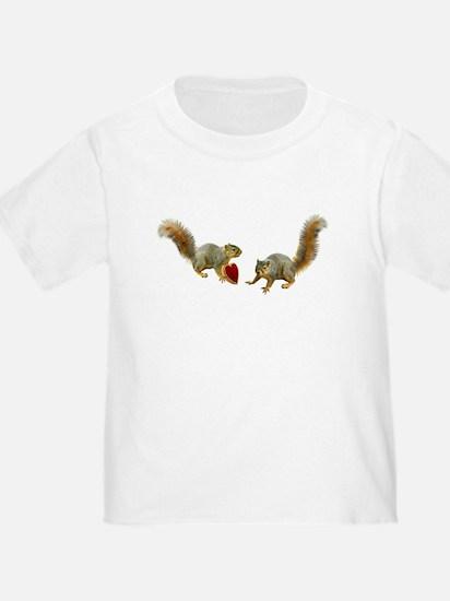 Squirrel Heart T