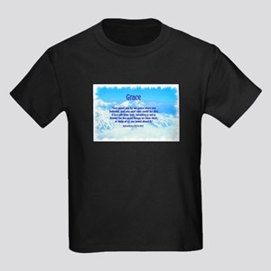 GRACE Kids Dark T-Shirt