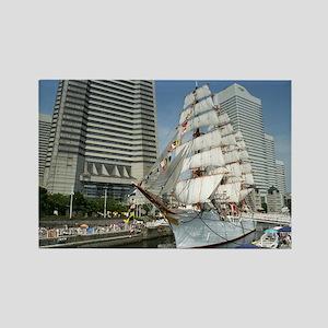 Nippon Maru Rectangle Magnet