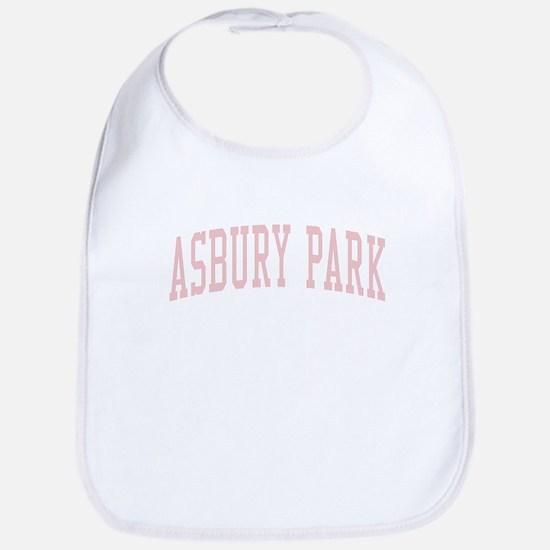 Asbury Park New Jersey NJ Pink Bib
