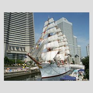 Nippon Maru Small Poster
