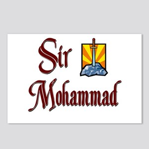 Sir Mohammad Postcards (Package of 8)