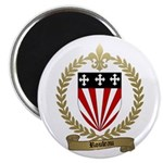 ROULEAU Family Crest Magnet