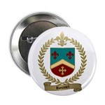 ROUSSEL Family Crest Button