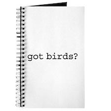 got birds? Journal