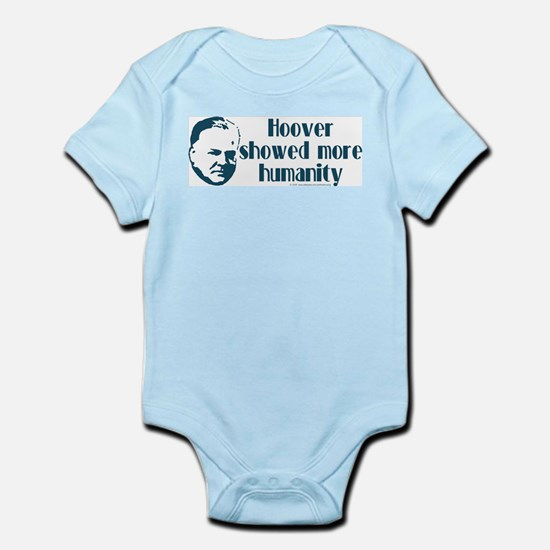 Hoover more humanity. Infant Creeper
