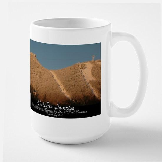 Large Mug - October Sunrise