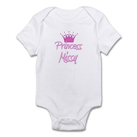 Princess Missy Infant Bodysuit