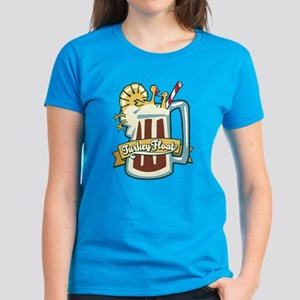 Turkey Float Women's Dark T-Shirt