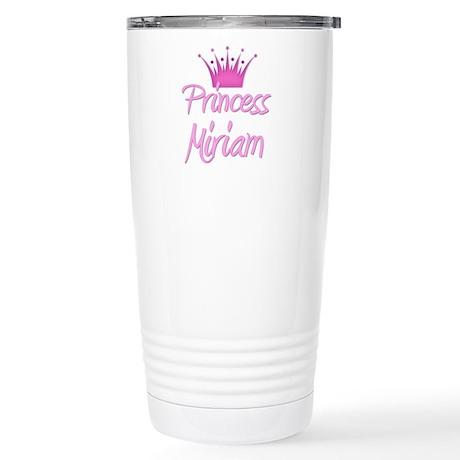 Princess Miriam Stainless Steel Travel Mug