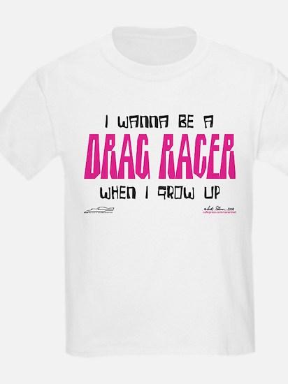 """Girls """"When I Grow Up"""" T-Shirt"""