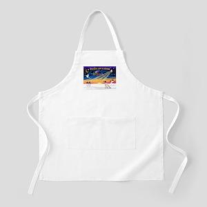 XmasSunrise/JRT #5 BBQ Apron