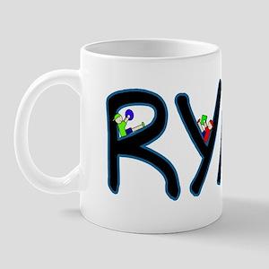 Ryan (Boy) Mug