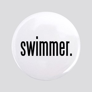 "swimmer. 3.5"" Button"