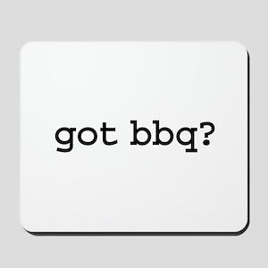 got bbq? Mousepad