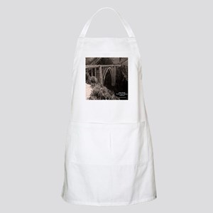 Bixby Bridge BBQ Apron