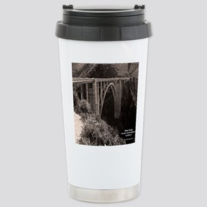 Bixby Bridge Stainless Steel Travel Mug