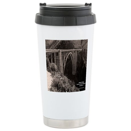 Bixby Bridge Stainless Steel Travel Mug