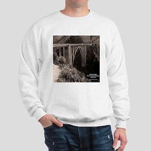 Bixby Bridge Sweatshirt