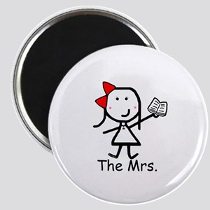 Book - The Mrs. Magnet