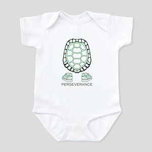 Turtle Perseverance Infant Bodysuit