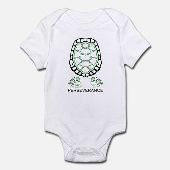 Turtle Perseverance Infant Bodysuit