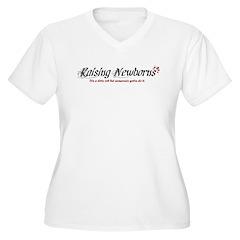 Raising Newborns T-Shirt