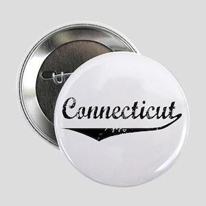 """Connecticut 2.25"""" Button"""
