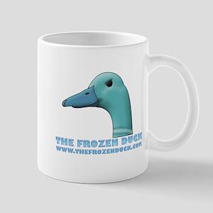 The Frozen Duck Mug