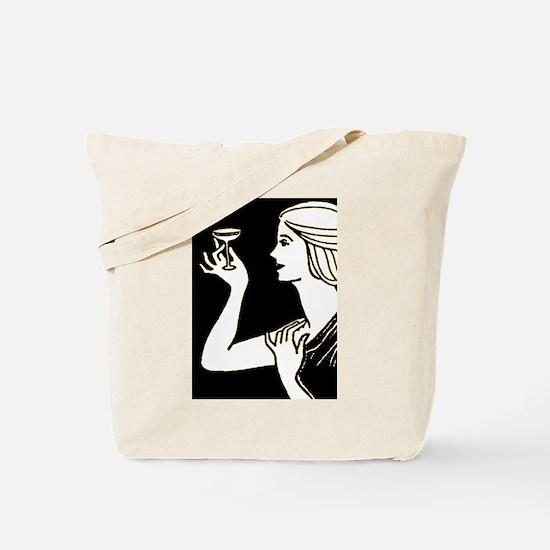 Subliminal Advertising Tote Bag